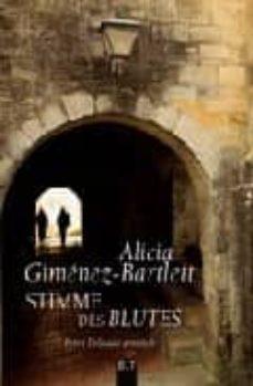 Descargar libros a ipod STIMME DES BLUTES de ALICIA GIMENEZ BARTLETT FB2
