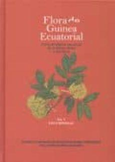 Permacultivo.es Flora De Guinea Ecuatorial. Tomo V Image