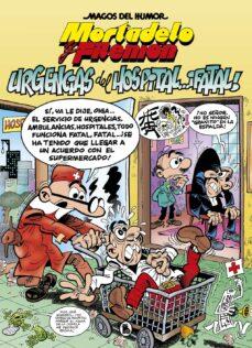 Relaismarechiaro.it Mortadelo Y Filemon: Urgencias Del Hospital ¡Fatal! (Magos Del Humor 194) Image