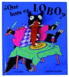 Inmaswan.es ¿Que Hora Es, Lobo? (Libro + Marioneta) Image