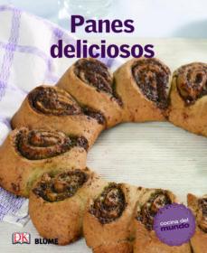 (pe) cocina del mundo. panes deliciosos-9788415317487