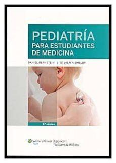 Descargar libros electrónicos en archivos txt PEDIATRÍA PARA ESTUDIANTES DE MEDICINA en español de  MOBI RTF PDF