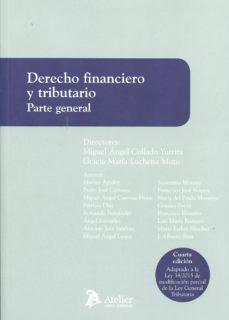 derecho financiero y tributario-miguel angel collado yurrita-9788415690887