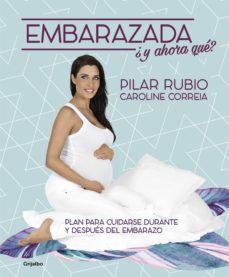 Ebook para móviles descargar gratis ¡EMBARAZADA! ¿Y AHORA QUE? en español