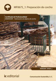 preparación de corcho. mama0309 (ebook)-9788416629787