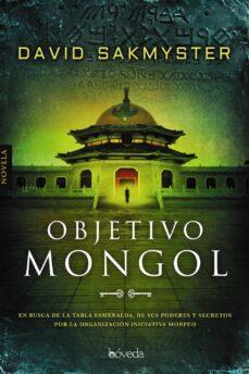 Descargando audiolibros al ipad 2 OBJETIVO MONGOL de DAVID SAKMYSTER 9788416691487