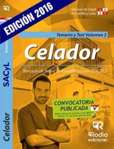 Canapacampana.it Celador. Temario Y Test. Volumen 2. Servicio De Salud De Castilla Y León Image