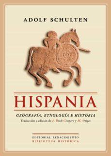 Valentifaineros20015.es Hispania: Geografia, Etnologia E Historia (2ª Ed.) Image