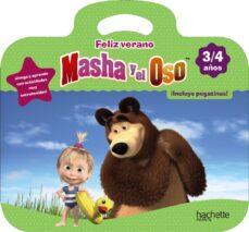 Inmaswan.es Feliz Verano Con Masha Y El Oso 3-4 Años Image