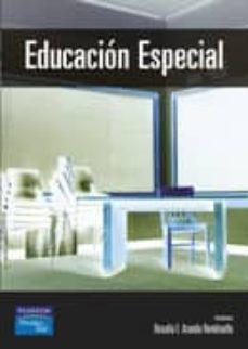 Descargar EDUCACION ESPECIAL: AREAS CURRICULARES PARA ALUMNOS CON NECESIDAD ES EDUCATIVAS ESPECIALES gratis pdf - leer online