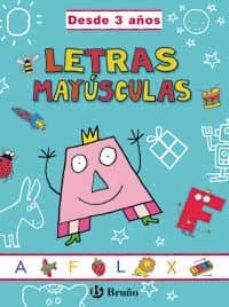 letras mayusculas (gran cuaderno)-9788421654187