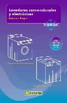 Descarga gratuita de libros electrónicos de Android en pdf. LAVADORAS CONVENCIONALES Y ELECTRONICAS (CONTIENE DVD) MOBI DJVU 9788426715487 de FRANCESC BUQUE