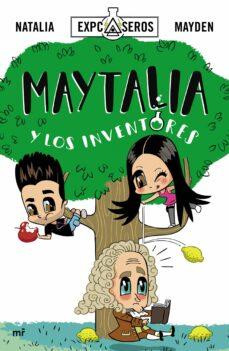 Viamistica.es Maytalia Y Los Inventores Image
