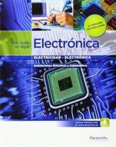 electronica (2ª ed. act.)-pablo alcalde san miguel-9788428398787