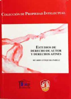 Upgrade6a.es Estudios De Derecho De Autor Y Derechos Afines Image