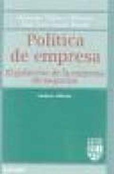 Trailab.it Politica De Empresa: El Gobierno De La Empresa De Negocios (2ª Ed .) Image