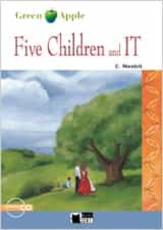 Descargar Ebook para mcse gratis FIVE CHILDREN AND IT. BOOK + CD CHM RTF