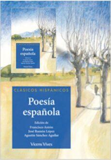 Descargas de libros de texto POESIA ESPAÑOLA 9788431697587 (Spanish Edition) de  CHM DJVU PDB