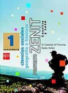 Padella.mx Ciencias Sociales, Proyecto Zenit (1º Eso, Castilla Y Leon) Image