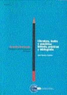 Treninodellesaline.it Literatura, Teatro Y Semiotica: Metodo, Practicas Y Bibliografia (86007ep01) Image