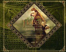 el hobbit: la desolacion de smaug: cronicas iv: armas y vestuario s-9788445002087