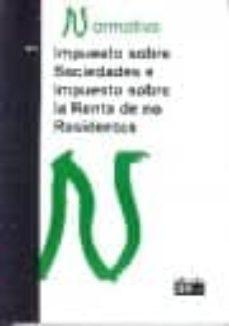 Trailab.it Impuesto Sobre Sociedades E Impuesto Sobre La Renta De No Residen Tes: Normativa 2008 Image