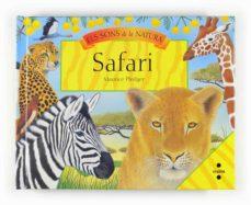 Trailab.it Els Sons De La Natura: Safari (Desplegable Amb So) Image