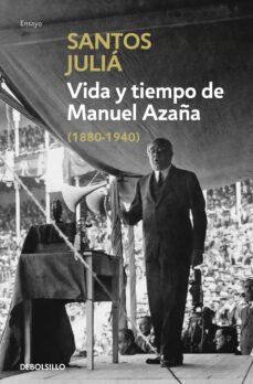 Emprende2020.es Vida Y Tiempo De Manuel Azaña Image