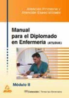 Padella.mx Diplomado De Enfermeria: Temario (Modulo Ii: Atencion Primaria Y Atencion Especializada) Image
