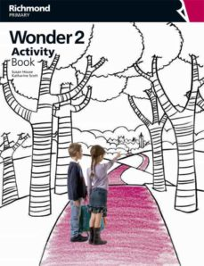 wonder 2 activity book (+cd)-9788466818087