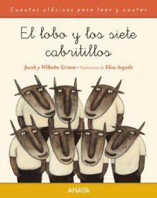 Cdaea.es El Lobo Y Los Siete Cabritillos Image