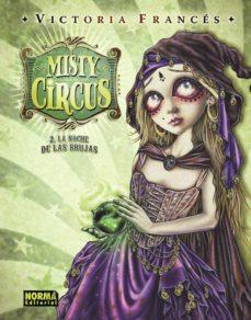 misty circus (vol. 2): la noche de las brujas-victoria frances-9788467901887
