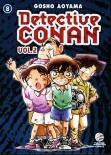 detective conan ii nº 8-gosho aoyama-9788468470887