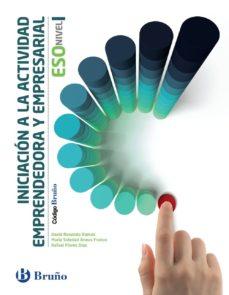 Followusmedia.es Iniciación A La Actividad Emprendedora Y Empresarial 1 Educacion Secundaria Codigo Bruño Mec Image