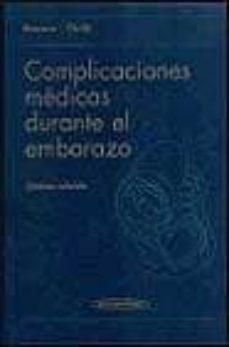 Trailab.it Complicaciones Medicas Durante El Embarazo (2ª Ed.) Image