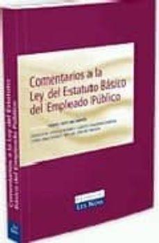 Cronouno.es Comentarios A La Ley Del Estatuto Basico Del Empleado Publico Image