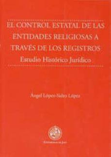 Titantitan.mx El Control Estatal De Las Entidades Religiosas A Traves De Los Re Gistros: Estudio Historico Juridico Image