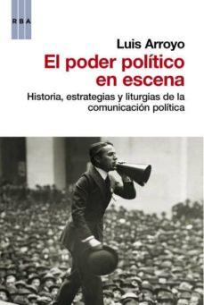 Inciertagloria.es El Poder Politico En Escena Image