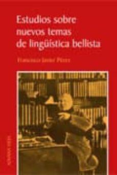 Permacultivo.es Estudios Sobre Nuevos Temas De Linguística Bellista Image