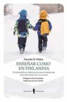 Geekmag.es Enseñar Como En Finlandia Image