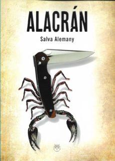 Descargar ebooks para ipod touch gratis ALACRAN 9788494803987 FB2 PDF de SALVA ALEMANY