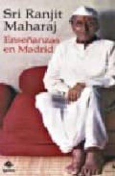 enseñanzas en madrid-sri ranjit maharaj-9788496094987