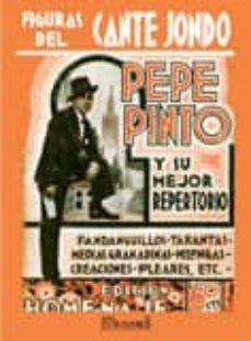 Mrnice.mx Figuras Del Cante Jondo : Pepe Pinto Y Su Mejor Repertorio (Facsi Mil) Image