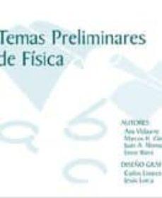 Inmaswan.es Temas Preliminares De Fisica (Cd-rom) Image
