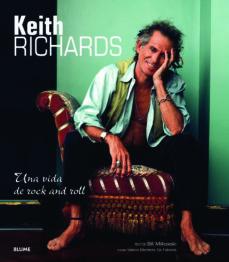 keith richards: una vida de rock and roll-valeria manferto de fabianis-bill milkowski-9788498016987