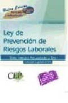 Alienazioneparentale.it Ley De Prevencion De Riesgos Laborales. Texto Integro Actualizado Y Test. Coleccion Legislativa Image