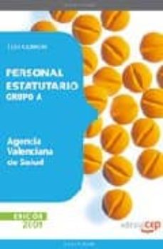 Vinisenzatrucco.it Personal Estatutario Grupo A Agencia Valenciana De Salud. Test Co Mun Image
