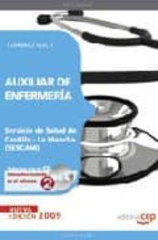 Followusmedia.es Auxiliar De Enfermeria Servicio De Salud De Castilla - La Mancha (Sescam). Temario Vol. I. Image