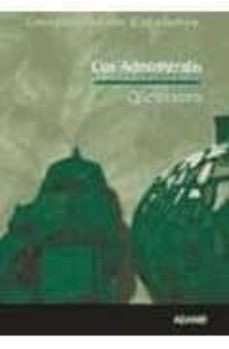Encuentroelemadrid.es Cos Administratiu De La Generalitat De Catalunya: Qüestionaris Image