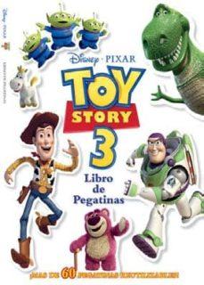 Bressoamisuradi.it Toy Story 3: Libro De Pegatinas Image